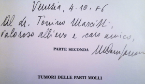 Tonino Mascitti - Dedica del mio Maestro Prof. Mario Campanacci